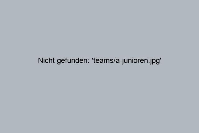 A-Junioren