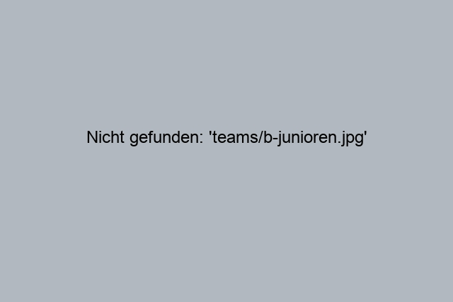 B-Junioren