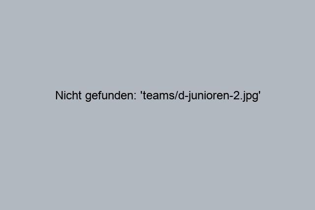 D-Junioren