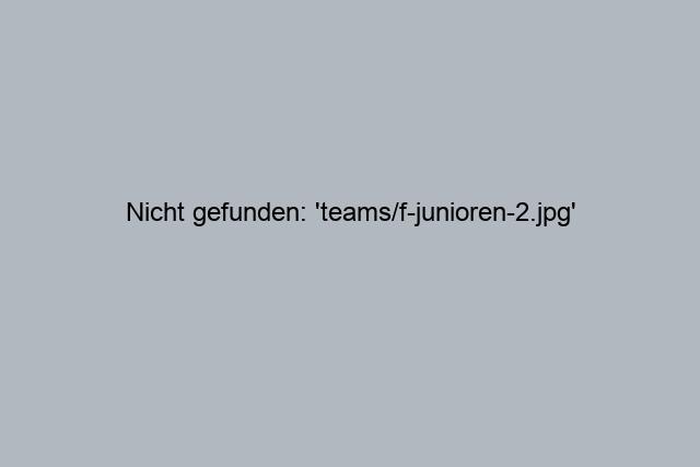 2. F-Junioren